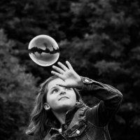 ..детский фотосет в парке :: Pasha Zhidkov