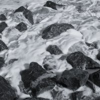 Натюрморт с влажными камнями. :: Андрий Майковский