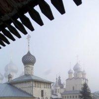 Ростов Великий. Туман. :: Oleg4618 Шутченко