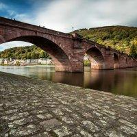 Старый мост Хайдельберга -- Alte Brücke (Karl-Theodor-Brücke) :: Bo Nik