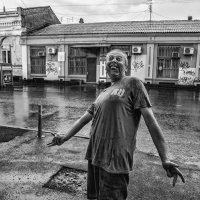 """""""Человек дождя""""... :: Беспечный Ездок"""