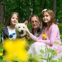 Съёмка с животными :: Алексей Лобанов