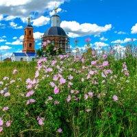 Церковь Сабуровской крепости :: Георгий А