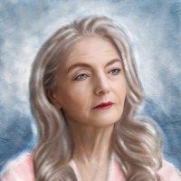 Возрастной портрет :: Елена Лустова (Северинова)