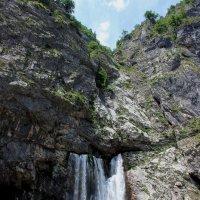 Гегский водопад :: Татьяна Пальчикова