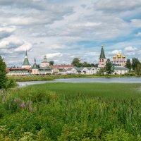 Иверский монастырь. :: Николай