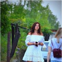 Принцесса с нашего двора.. :: Александр Шимохин