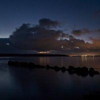 ночь и комета :: Galina