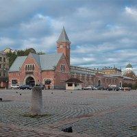 Рыночная площадь в Выборге. :: Григорий Евдокимов