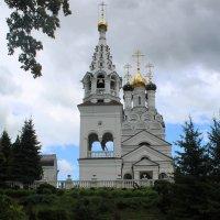 Православный храм в Багратионовске :: Любовь ***