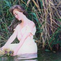 Ой да на Купало венок я купала :: Александр Мац