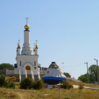 Храм-часовня Новомучеников и Исповедников Церкви Русской :: Александр Рыжов