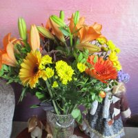 Мои цветочки. :: Зинаида