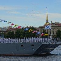 Репетиция военном-морского парада :: Sabina