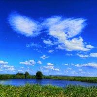 Небо :: Юлия Александрова