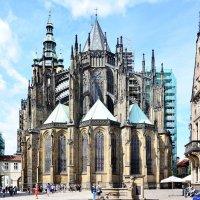 Собор Святого Вита в Праге :: Eldar Baykiev