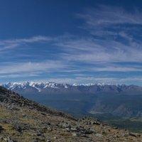 Северо-Чуйский хребет :: Виктор Четошников