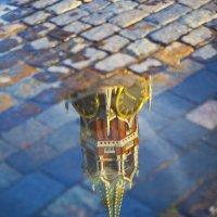 Moscow rain mirror :: kirill