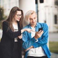 Все стремятся быть популярными в интернете...) :: Лилия .