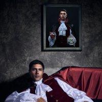 Портрет Дориана Грея - НАЧАЛО :: Вячеслав Владимирович