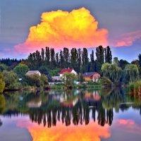 отражение :: юрий иванов