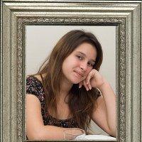 Портрет в рамке :: Vladimir Dunye
