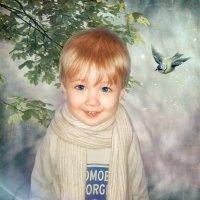 малыш :: нина николаева
