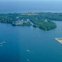 Торонтовские острова, озеро Онтарио, Канада :: Юрий Поляков