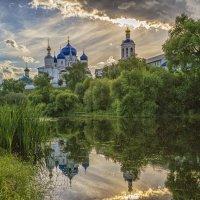 Боголюбовский пейзаж :: Сергей Цветков