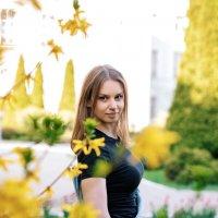 В цветах :: Команда fotokto.ru