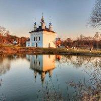 Церковь Введения во храм Пресвятой Богородицы :: Константин