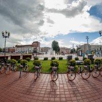 Театральная площадь и фонтан. :: Andrew