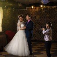 Свадебный танец :: Роман Маркин