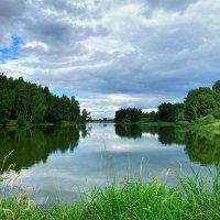 полдень на реке :: Александр лялин