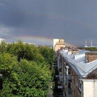 После дождя :: Галина