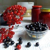 Ягоды и желе :: Galina Solovova