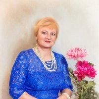 пастель :: нина николаева
