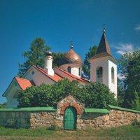 Церковь Святой Троицы в Бёхове :: anderson2706