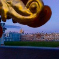 Екатерининский дворец :: Сапсан