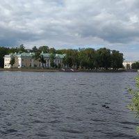 Каменноостровский дворец...Таинственная и малодоступная императорская резиденция... :: Наталия Павлова