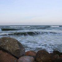 а на море шторм... :: Любовь ***