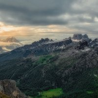 Morning in the Alps :: Arturs Ancans
