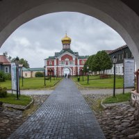 Иверский мужской монастырь :: Олег Oleg