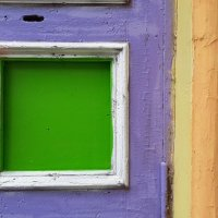 Зеленый квадрат :: Tanja Gerster