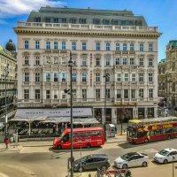 Кафе «Моцарт» у венской оперы :: Eldar Baykiev