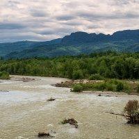 Река Лаба :: Игорь Сикорский