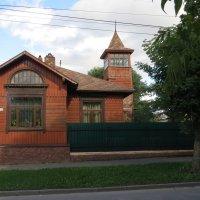 Дом Л.А.Большакова, нач. ХХ в. :: Елен@Ёлочка К.Е.Т.
