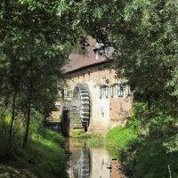 Старая мельница... :: Elena Ророva