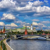 Москва-река :: Eldar Baykiev