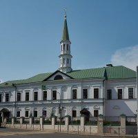 Галеевская мечеть, Казань :: Олег Манаенков